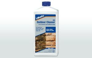 Lithofin MN Outdoor Cleaner For Pathways, Driveways & Flagstones