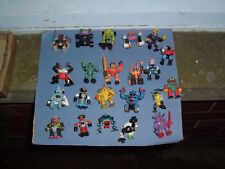 22 VINTAGE GALOOB L.G.T.I. TRASH BAG BUNCH FIGURES USED PLEASE STUDY THE PHOTOS