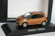 Norev 1/43 - Renault Twingo Orange