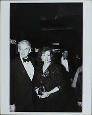 Hal Holbrook (Actor), Dixie Carter (Actress) ORIGINAL PHOTO HOLLYWOOD Candid