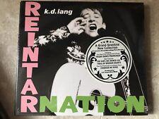 k.d. lang - Reintarnation (2006) kd lang cd album new & sealed