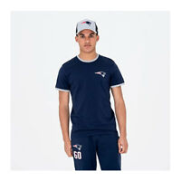 NEW ERA New England Patriots Team NFL Tee Shirt [navy]