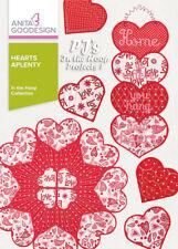 New listing Anita Goodesign Embroidery Machine Design Cd The Hearts Aplenty - New