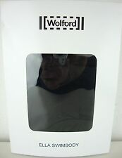 WOLFORD ELLA SWIMBODY 80992 Small Damen Badeanzug Black NEU mit KARTON OVP