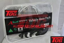 MACKAY HOSE KIT CHVP31 09/2002 BA BF 4.0L FORD FALCON  6 CYL WITHOUT T PIECE