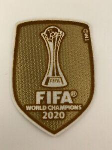 FIFA Club World Cup 2020 Campions patch - Bayern Munich