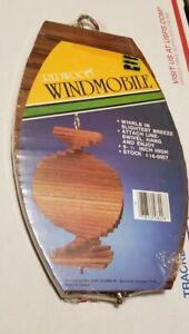 Vtg Redwood Windmobile Mobile NIP