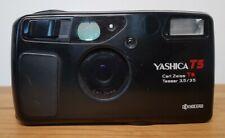 Yashica t5 AQUILA OCCHIO Carl Zeiss Tessar 3,5 35mm Japan classico Point & Shoot