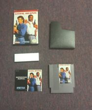 Lethal Weapon (Nintendo Entertainment System, 1993)