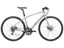 Biciclette argento alluminio per uomo