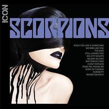 Scorpions - Icon (2010) CD  !