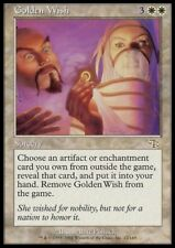 MTG 4x GOLDEN WISH - Judgment *Rare Search Tutor*