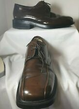 Kenneth Cole Reaction Mens  Brown Tie Up 11 Medium