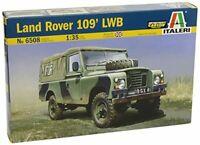 Land Rover 109 LWB Plastic Kit 1:35 Model 6508 ITALERI