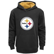 NFL Boys Primary Pullover Hoody Steelers M #NIR1C-425