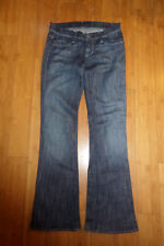 Rock & Republic Women's Flap Pocket Bootcut Jeans sz 25 x 29 euc