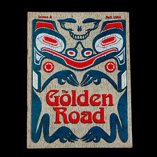 Grateful Dead The Golden Road Magazine 1984 Fall # 4 Robert Hunter Indian Art