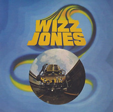 WIZZ JONES-S/T-IMPORT MINI LP CD WITH JAPAN OBI Ltd/Ed G09