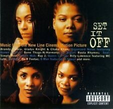 Set it off (1996) En Vogue, Gladys Knight, Chaka Khan.. [CD]
