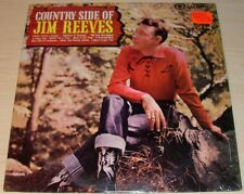COUNTRY SIDE OF JIM REEVES ALBUM 1962 MONO RCA CAMDEN RECORDS CAL-686