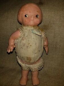 PEEK - A - BOO Grace Drayton  original clothes Horseman  Antique Doll Rare