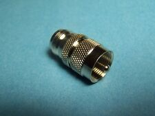 COAX ADAPTER UHF MALE PL-259 PL259 TO N FEMALE RF CONNECTOR NEW