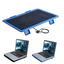Notebook Portable Cooler Laptop USB Big Cooling Fan Pad Stand 5V DC for 14In HPT