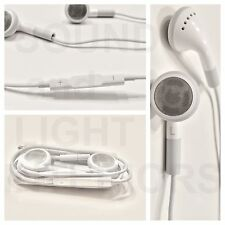 Apple Headphones Mic & Remote Original Authentic Earbuds iPods iPhone 4S 5S 6S