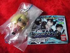 """NEW! BLUE EXORCIST Shiemi Moriyama Mascot 1.5"""" 3.5cm ORIGINAL BANDAI UK DESPATCH"""