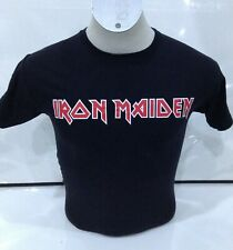 Iron Maiden Men's Logo T-shirt Black XL