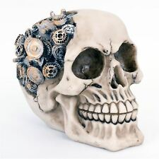 Clockwork Cranium Steampunk Skull 12cm High Nemesis Now Gothic Steam Punk
