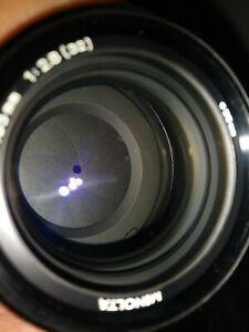 MINOLTA AF 135mm 2.8 Telephoto Camera Lens. Sony A Mount for DSLRs