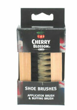 Cherry Blossom Premium Shoe Care Product : Shoe Brushes Applicator & Buffing