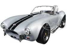 1964 SHELBY COBRA 427 S/C GRAY 1/18 DIECAST MODEL CAR BY ROAD SIGNATURE 92058