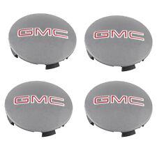 OEM NEW Wheel Hub Center Cap w/ Logo Set (4) 2013-2016 GMC Acadia 22824573
