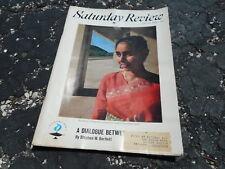 JULY 18 1964 SATURDAY REVIEW magazine - PAKISTAN STUDENT ASIF RAHIM