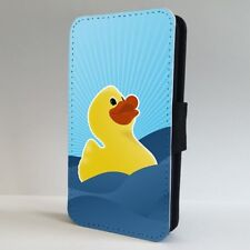 Rubber Ducky Duck Cute FLIP PHONE CASE COVER for IPHONE SAMSUNG