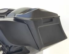 Harley Davidson angled bags and Fender Touring 97-08 6.5 #3 Lids