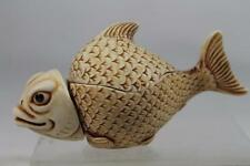 Harmony Kingdom 'Make a Wish' NEW Interchangeables Fish Fig. #TJIFL New In Box