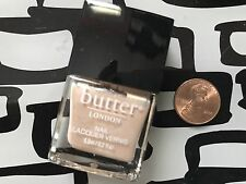 BUTTER London Nail Polish * OXFORDS NOT BROGUES * Half Size .2 oz * SEALED
