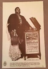 FD # 133-1 Bill Haley Comets Family Dog Avalon Ballroom 1968 Poster FD133 Hunter
