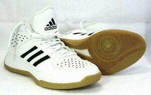 ADIDAS Court Fury Mens Basketball Shoes AQ8538 sz US11 White NEW