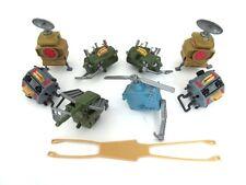 Action Force GI Joe Cobra ☆ JOB LOT Accessories x8 ☆ Figure Rare Hasbro Vintage