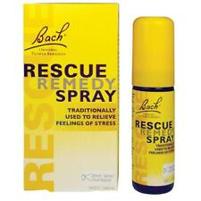 * BACH RESCUE REMEDY SPRAY 20ML ORAL LIQUID RELIEF FROM FEELINGS OF STRESS
