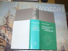 Pichler: Repertorium der steierischen Münzkunde.  Reprint 3 Volumes in 1