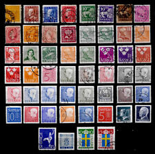 SWEDEN: CLASSIC ERA - 1970'S STAMP COLLECTION
