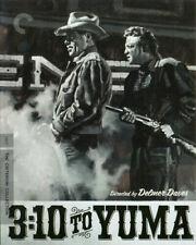 Criterion Collection 3 10 to Yuma BLURAY