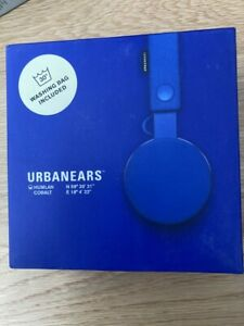urbanears humlan cobalt