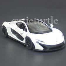Kinsmart Mclaren P1 1:36 Diecast Toy Car White