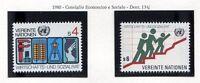 19315) United Nations (Vienna) 1980 MNH New Economic Order